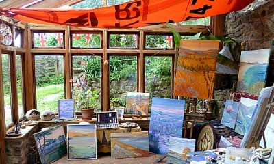 Devon Open Studio Exhibition